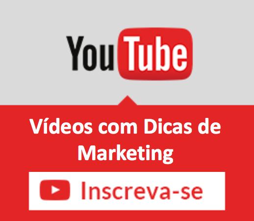 Canal de Marketing Digital no YouTube