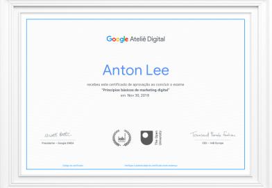 Google oferece Curso Gratuito de Marketing Digital
